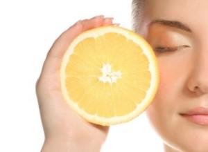 Jak dzięki cytrynie poprawić wygląd skóry?