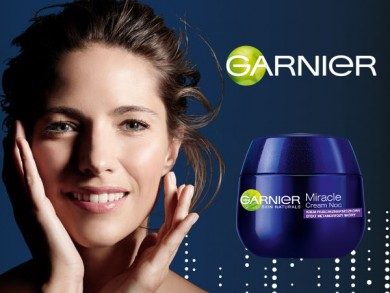 Krem Miracle na noc od Garnier