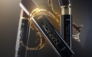 zdrowe wlosy z olejekiem do wlosow Nanoil
