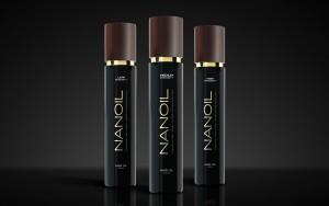 olejek do włosów Nanoil jeden olej trzy wersje